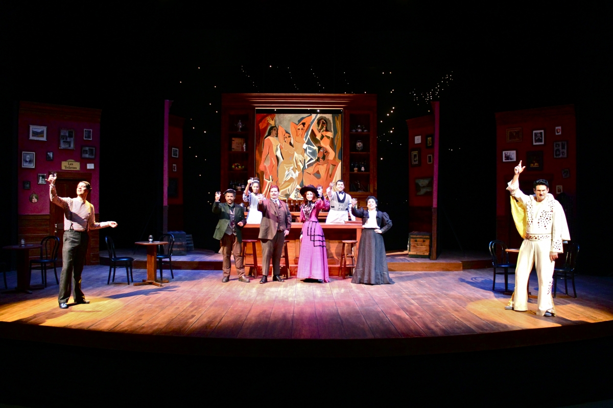 Picasso at the Lapin Agile by Steve Martin, Whittier College