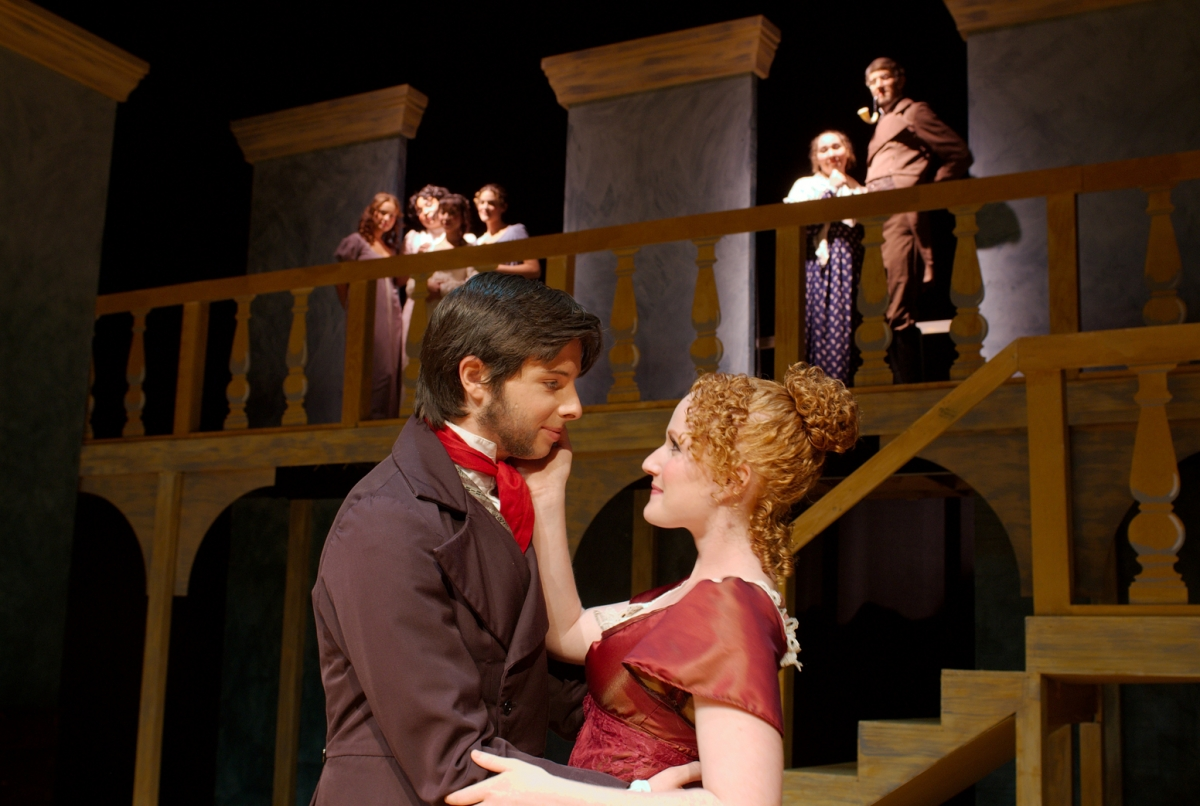 Pride and Prejudice by Jane Austen adapted by Jon Jory, Whittier College