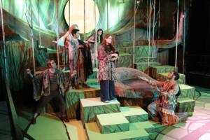 A Midsummer Night's DreamEnceladus Theatre Company2017